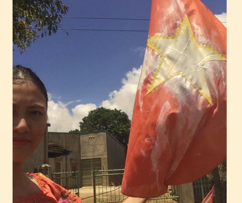 Công an Đăk Lăk đề nghị khởi tố nhà hoạt động dân chủ Huỳnh Thục Vy