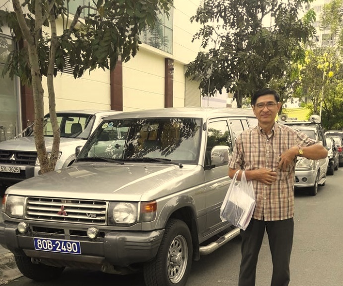 Mục sư bị đánh trong buổi họp Thủ Thiêm của ủy ban nhân dân thành phố