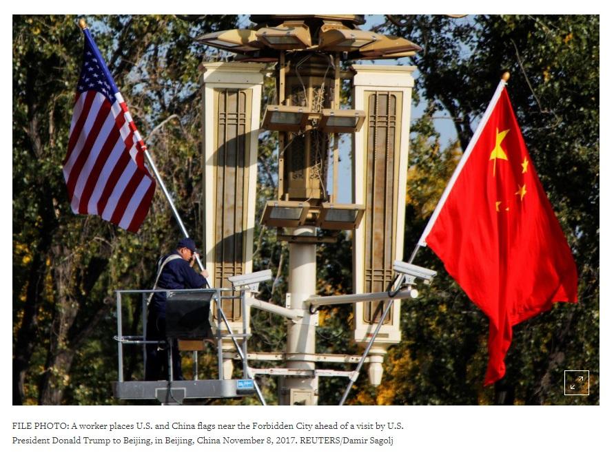 Phó tổng thống Mike Pence: Hoa Kỳ sẽ không để bị Trung Cộng đe dọa tại Biển Đông