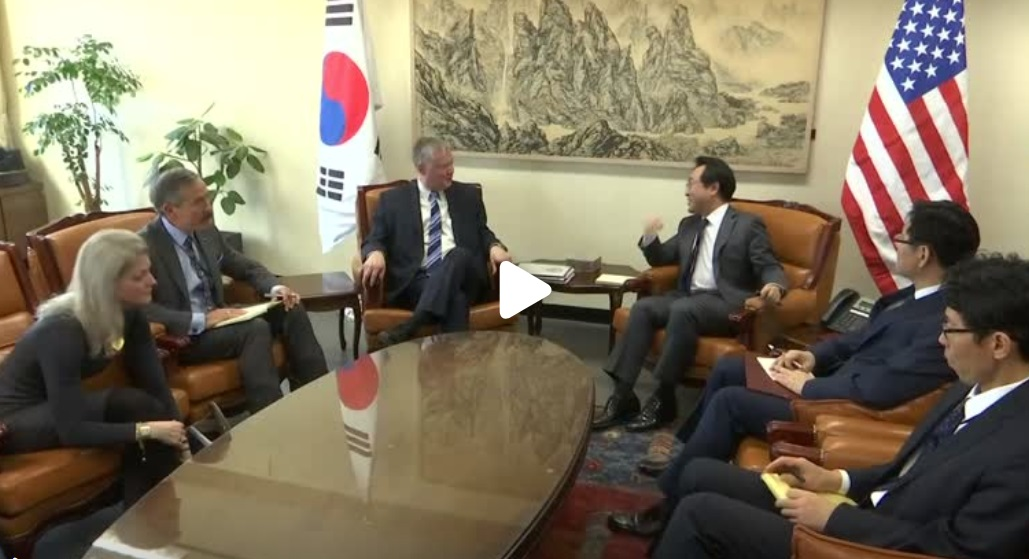 Hoa Kỳ, Nam Hàn thảo luận cách thúc đẩy tiến triển của vấn đề Bắc Hàn