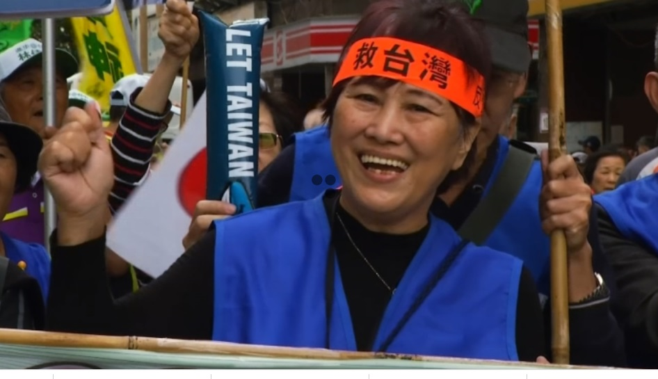Hàng ngàn người Đài Loan biểu tình đòi tuyên bố độc lập với Trung Cộng
