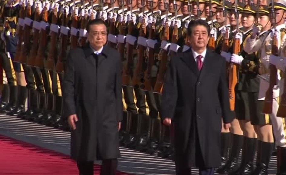 Nhật cam kết đẩy mạnh quan hệ với Trung Cộng, Bắc Hàn