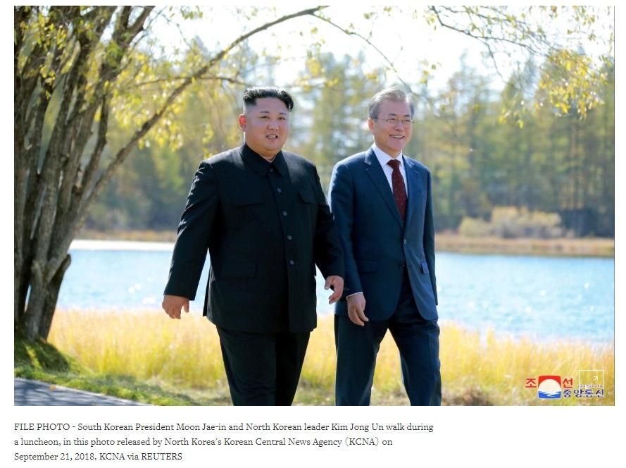 Tổng thống Nam Hàn: phải tưởng thưởng Kim Jong Un vì chân thành hủy bỏ vũ khí nguyên tử