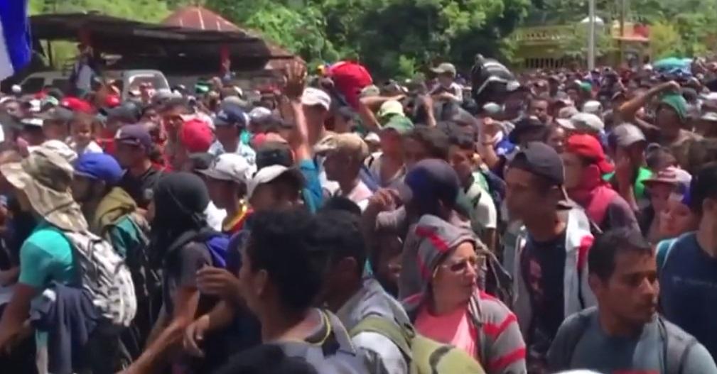 Tổng thống Trump dọa cắt viện trợ Honduras vì vấn nạn di dân