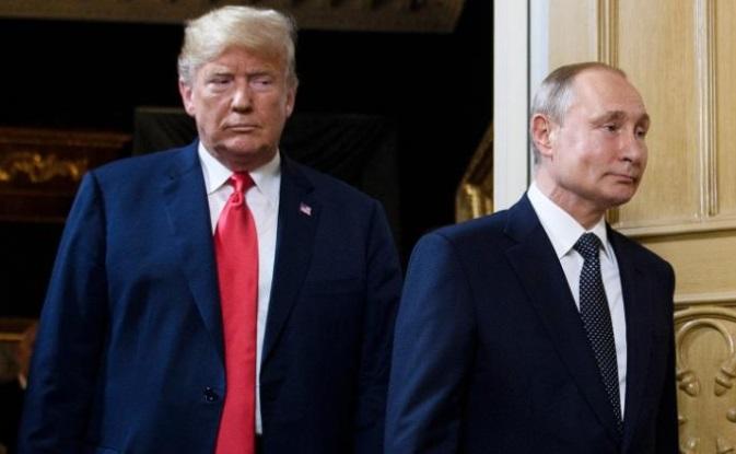 Dự án Trump Tower ở Moscow từng xem xét tặng căn penthouse cho Tổng thống Nga Putin