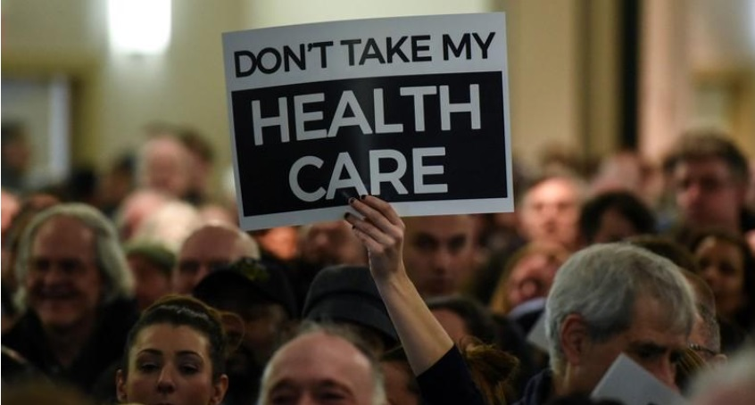 Việc loại bỏ chương trình y tế Obamacare trở nên khó khăn hơn