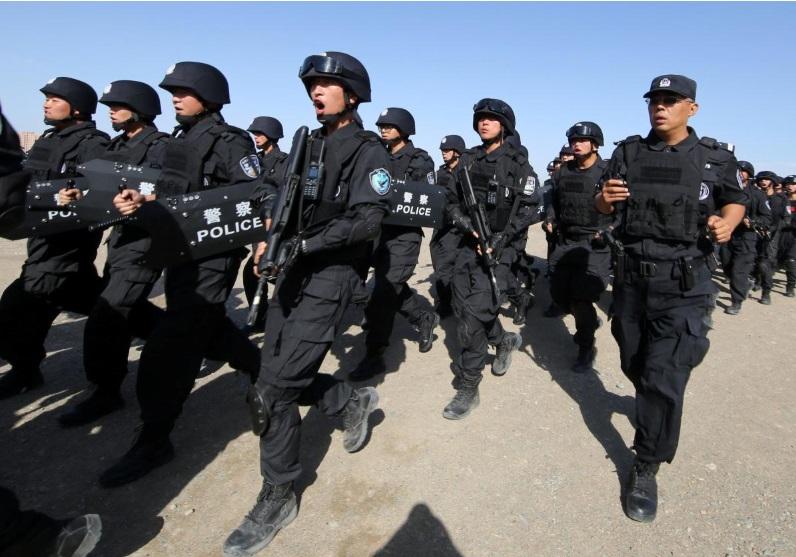 Chi phí an ninh tại khu vực Tân Cương của Trung Cộng tăng đáng kể