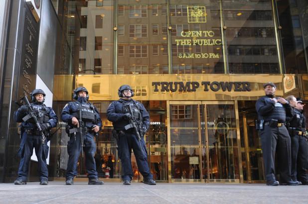 Tổng thống Trump khẳng định không biết về cuộc gặp gỡ với nhóm người Nga ở  Trump Tower