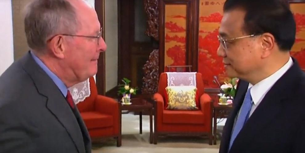 Thủ tướng Trung Cộng cho rằng quan hệ Mỹ-Trung có thể cải thiện