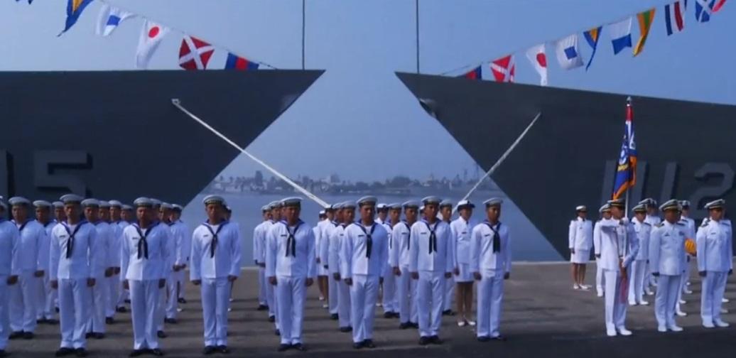 Hải quân Đài Loan bổ sung thêm hai chiến hạm mới