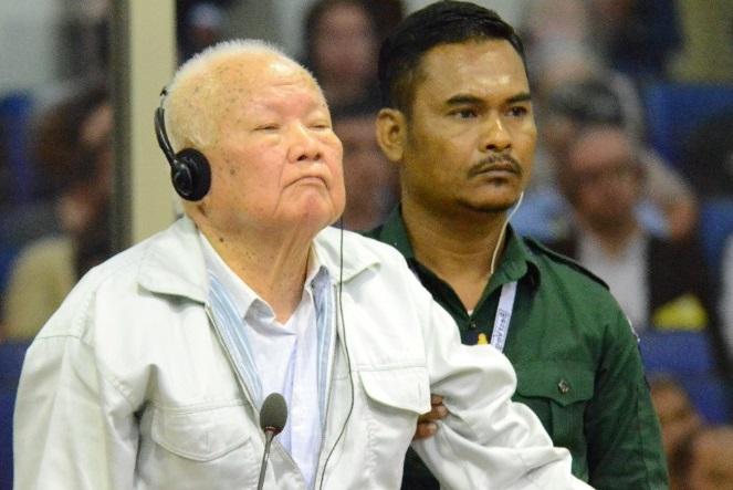 Cựu viên chức Khmer Đỏ bị kết án tội diệt chủng