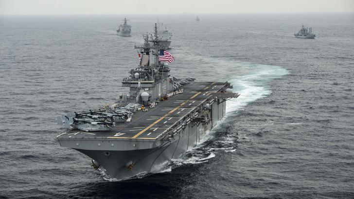 Hoa Kỳ sẽ không nhượng bộ Trung Cộng trong vấn đề Biển Đông và Đài Loan