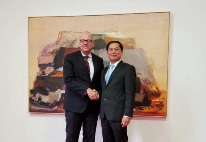 Đức chưa xác nhận phục hồi đối tác chiến lược với Việt Nam