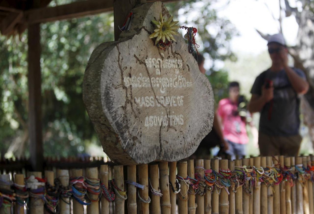 Cambodia dùng thiết bị kỹ thuật cao để tìm kiếm các ngôi mộ tập thể thời Khmer Đỏ
