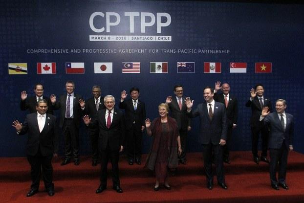 Quốc hội CSVN sắp phê chuẩn CPTPP