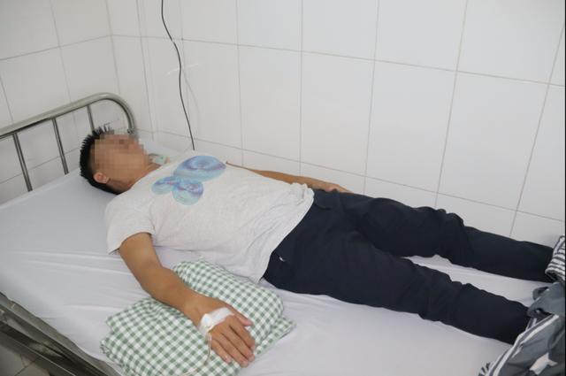 Một người dân Phú Quốc bị công an đánh bầm dập toàn thân
