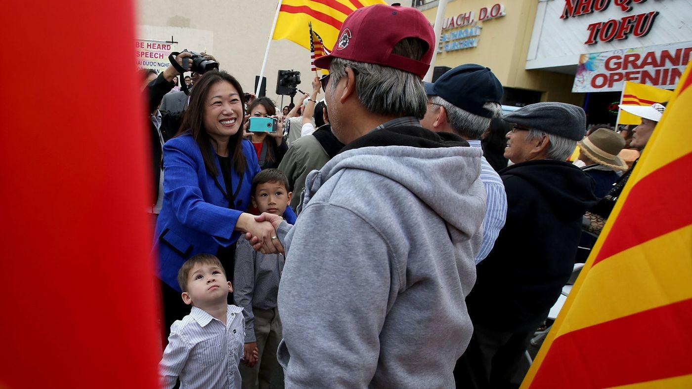 Thượng nghị sĩ tiểu bang California Janet Nguyễn đắc cử nhiệm kỳ 2