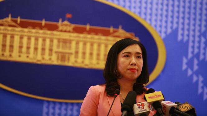 Bộ ngoại giao CSVN nói Trịnh Xuân Thanh vẫn đang ở tù