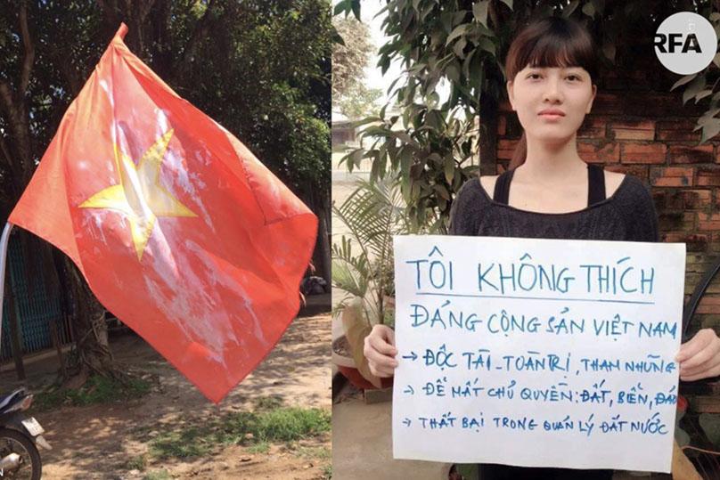 Tổ chức Ân xá Quốc tế đòi CSVN tha bổng nhà vận động dân chủ Huỳnh Thục Vy
