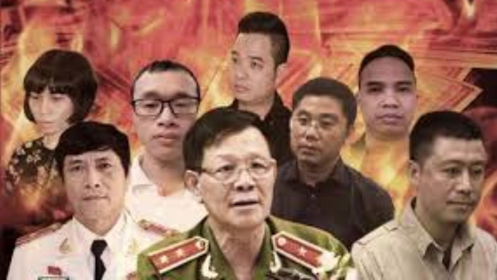 CSVN kết án 2 tướng công an điều hành đường dây cờ bạc trên mạng