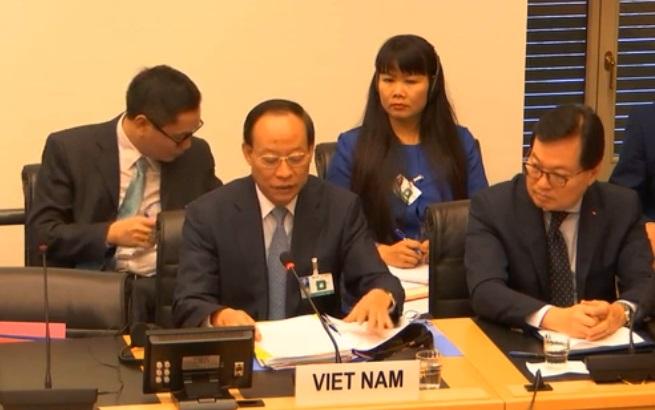 Phái đoàn CSVN trả lời trước LHQ về công ước chống tra tấn