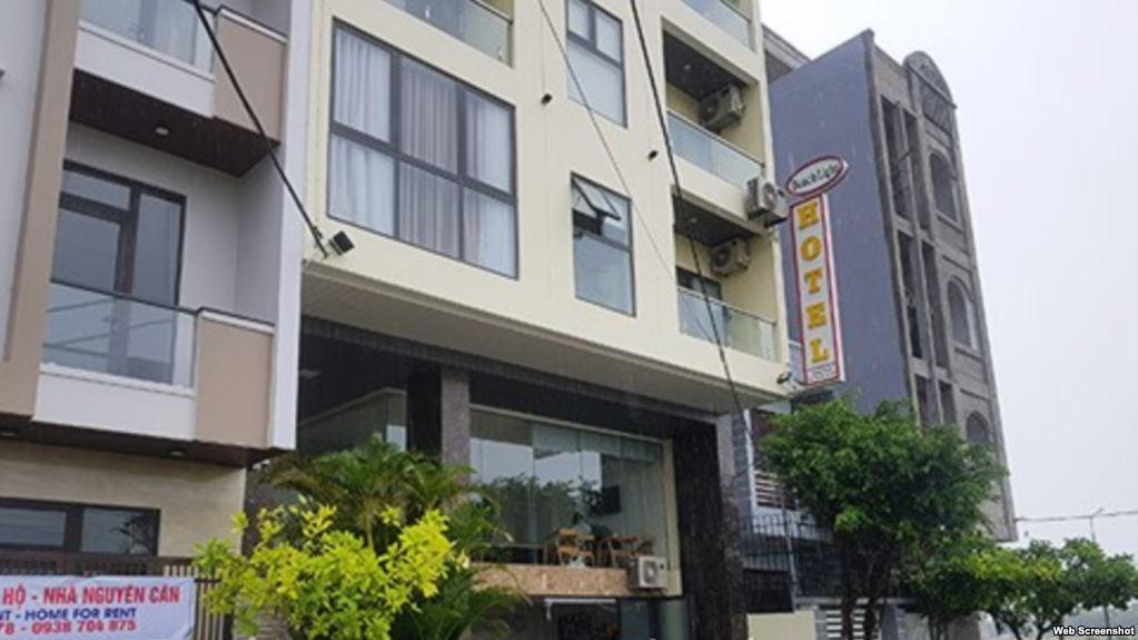 Bí ẩn khách Trung Cộng thuê trọn khách sạn ở Đà Nẵng