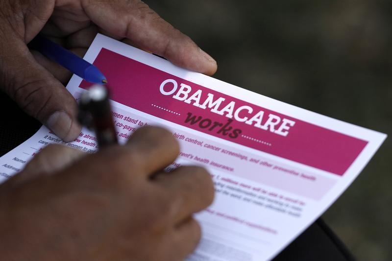 Số người ghi danh Obamacare giảm sút