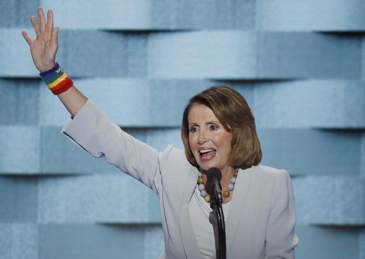 Đảng Dân chủ bỏ phiếu đề cử bà Nancy Pelosi trở thành chủ tịch Hạ viện