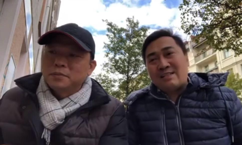 Tin chưa kiểm chứng: Trịnh Xuân Thanh đã lên máy bay đi Đức?