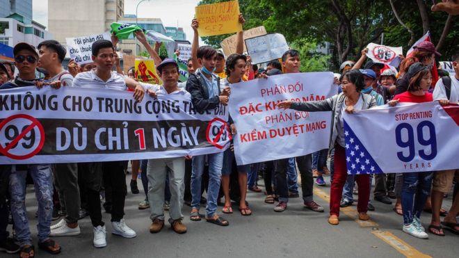 Nhìn lại các cuộc đàn áp phong trào đấu tranh 2018 (Paulus Lê Sơn)
