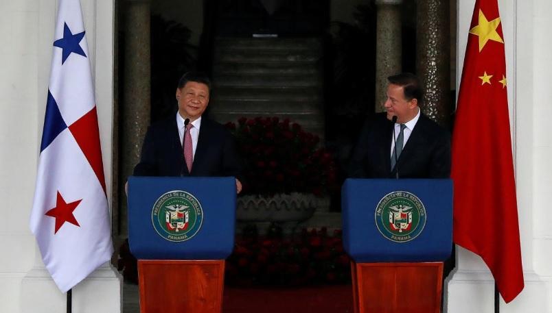 Panama và Trung Cộng ký hàng loạt các hiệp định hợp tác