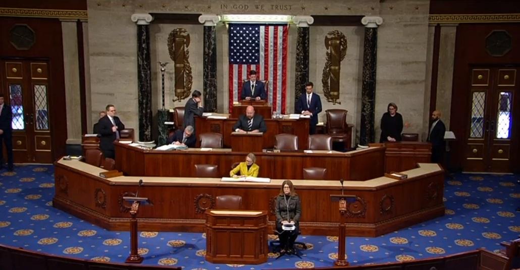 Quốc hội gia hạn ngân sách thêm 2 tuần để tránh chính phủ đóng cửa