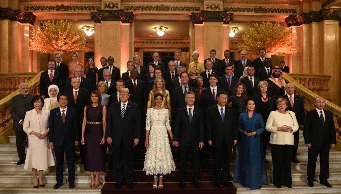 Hội nghị G20 sẽ đàm phán bản tuyên bố chung