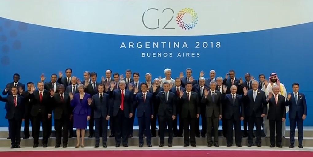 G-20 đồng ý tuyên bố chung có điều kiện