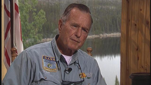 Gia đình, bạn bè, chính trị gia tưởng nhớ cố Tổng thống George H. W. Bush