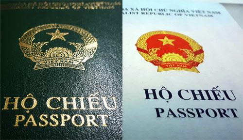Việt Nam sẽ gắn chip điện tử vào sổ thông hành?