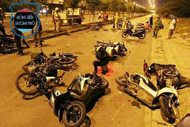 Việt Nam ăn mừng đá banh, 28 người chết, 195 người bị thương