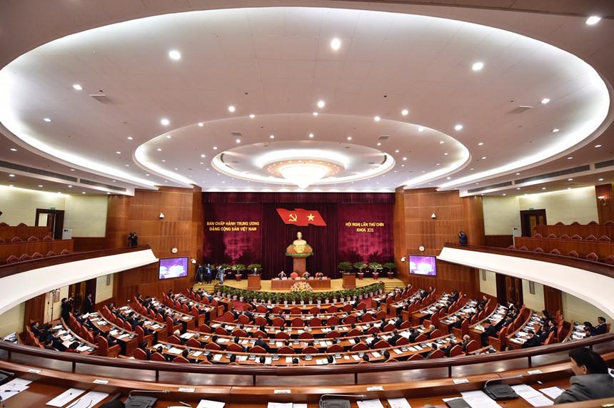 Hội nghị Trung ương 9 kết thúc đầu voi đuôi chuột