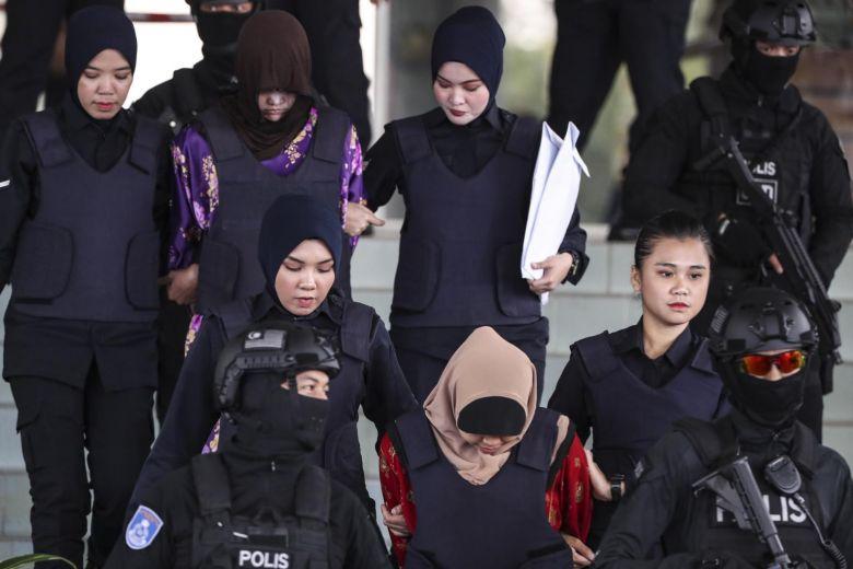 Hoãn phiên toà xử bị cáo Indonesia can tội giết ông Kim Jong Nam