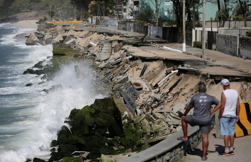 Miền duyên hải California chuẩn bị đối phó tình trạng nước biển dâng cao