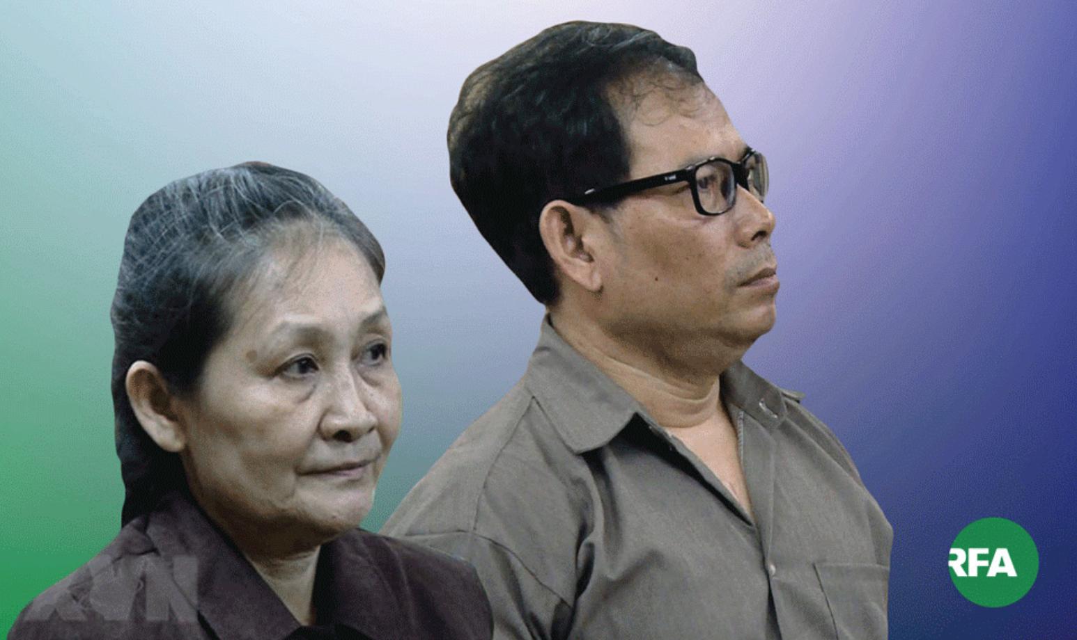 8 bị cáo Chính phủ Lâm thời Quốc Gia Việt Nam bị kết án tù 5 đến 11 năm, có 2 người Mỹ gốc Việt