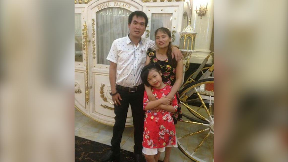 Công an sách nhiễu gia đình tù nhân lương tâm Trần Thanh Phương