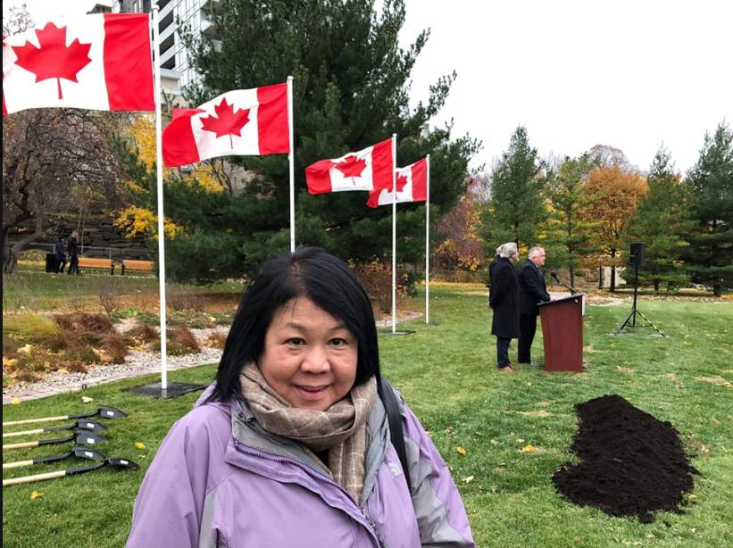 Thiện nguyện viên thầm lặng người Mỹ gốc Việt Grace Bui