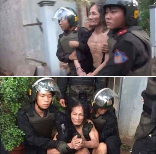 Con gái tù nhân lương tâm Vương Văn Thả kêu cứu cho cha