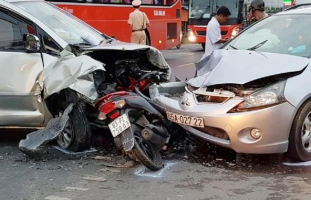 Ngày đầu nghỉ Tết dương lịch, có 27 người chết vì tai nạn giao thông