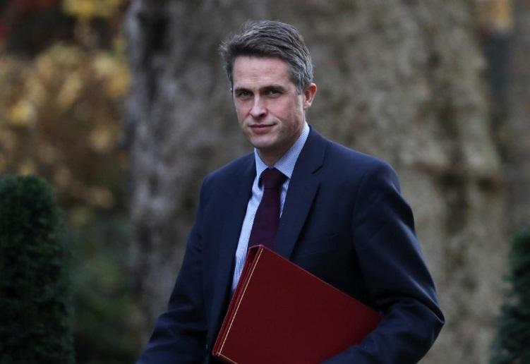 Bộ trưởng Quốc phòng Anh quốc tuyên bố Biển Đen không phải của Nga