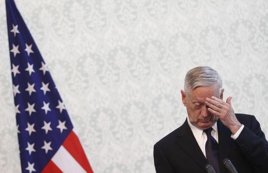 Bộ trưởng Quốc phòng James Mattis ký lệnh rút quân ra khỏi Syria