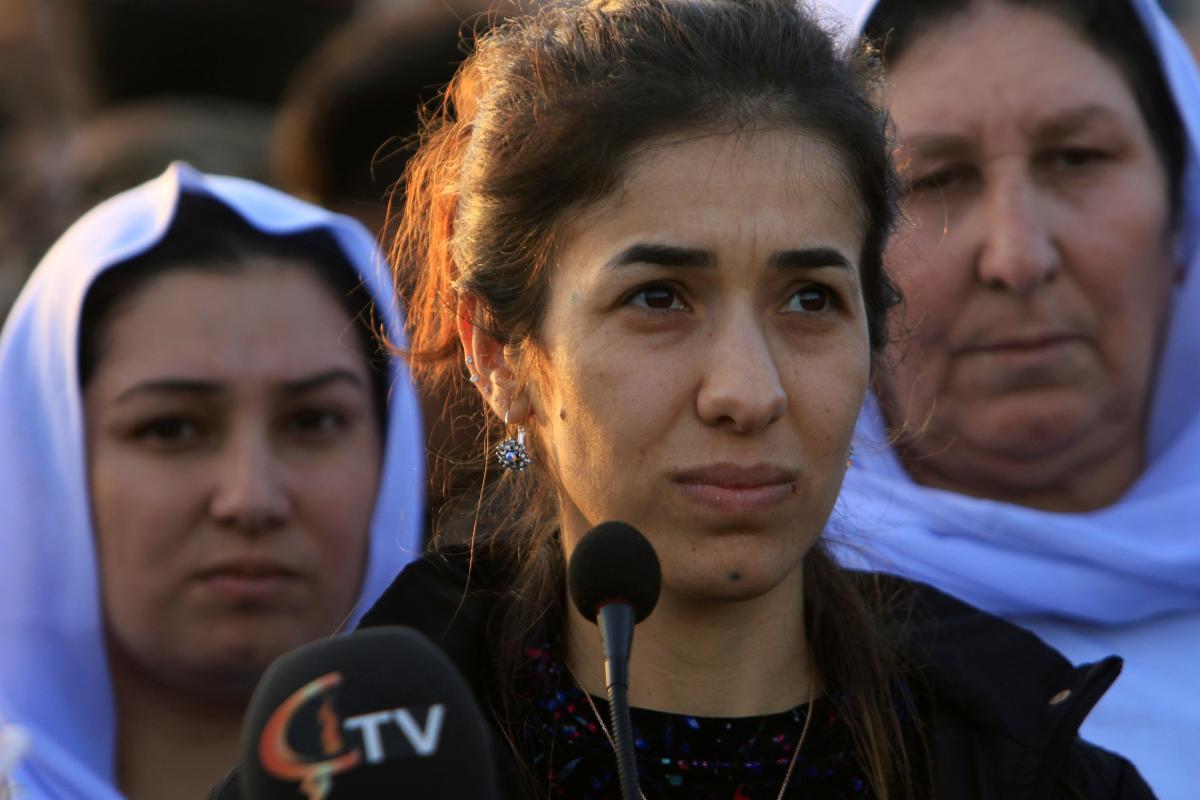 Người đoạt giải Nobel Hòa Bình sẽ dùng tiền thưởng để xây bệnh viện ở quê nhà