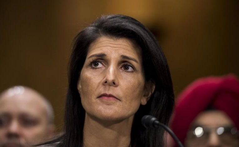 Quan hệ Liên Hiệp Quốc-Hoa Kỳ khó khăn hơn khi đại sứ Nikki Haley từ nhiệm
