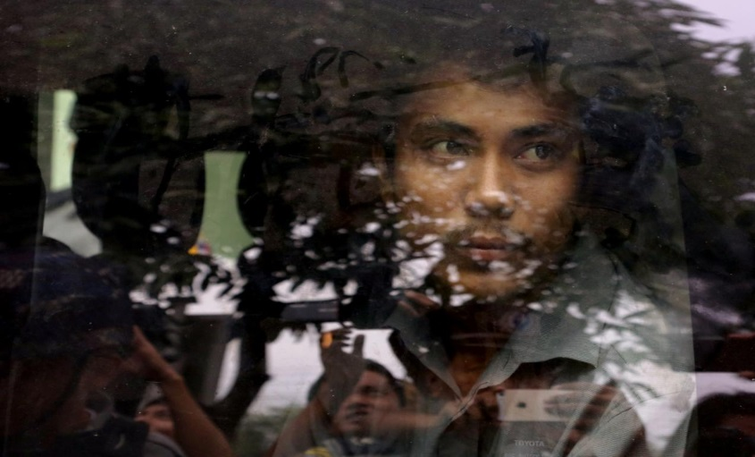 Tòa án Myanmar cho phép hai phóng viên Reuters kháng cáo